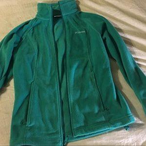 Jackets & Blazers - Green Columbia jacket